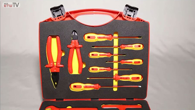 Injection-Molded Tool Set